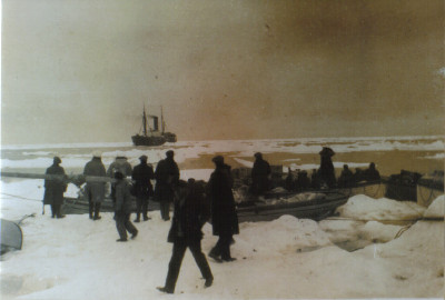 bayeskimo crew awaiting rescue
